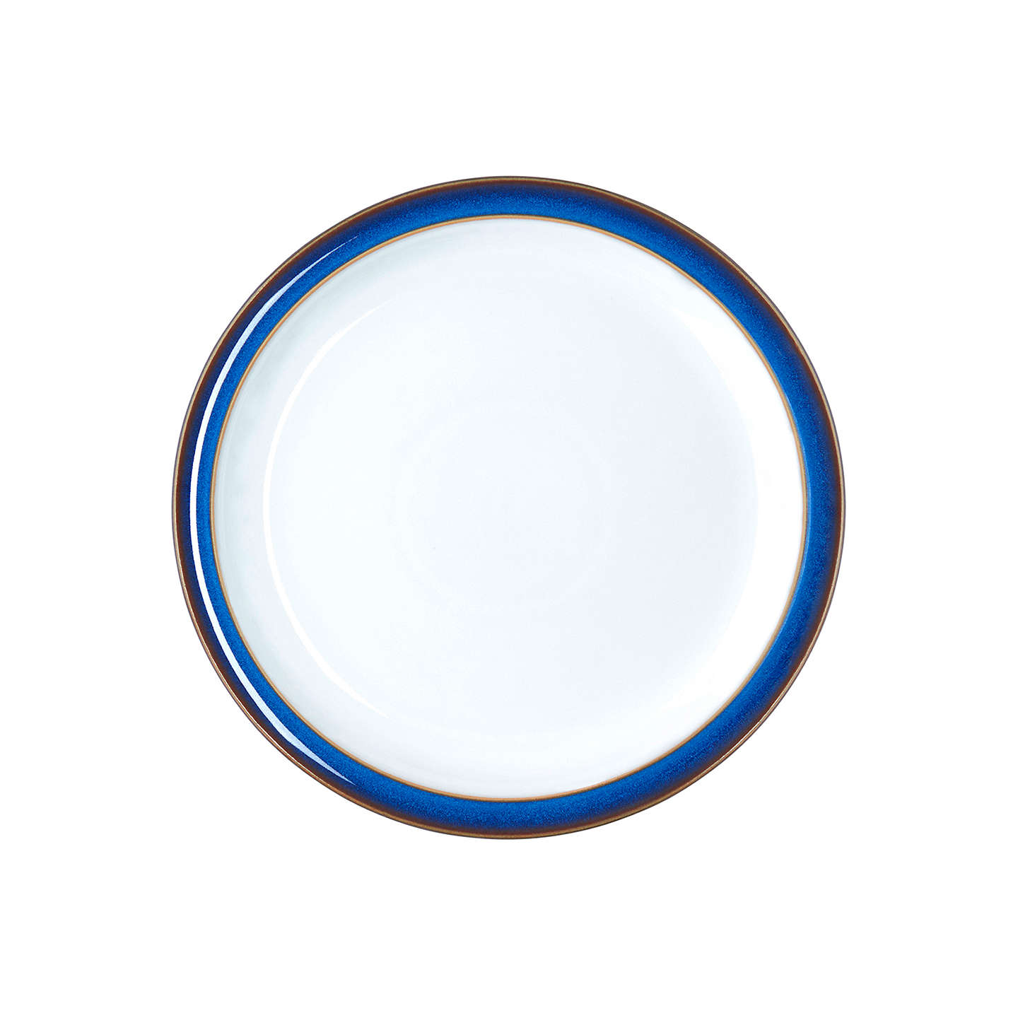 BuyDenby Imperial Blue Dinner Plate Dia.26.5cm Online at johnlewis.com ...  sc 1 st  John Lewis & Denby Imperial Blue Dinner Plate Dia.26.5cm at John Lewis
