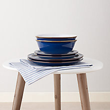 Buy Denby Imperial Blue Tableware Online at johnlewis.com