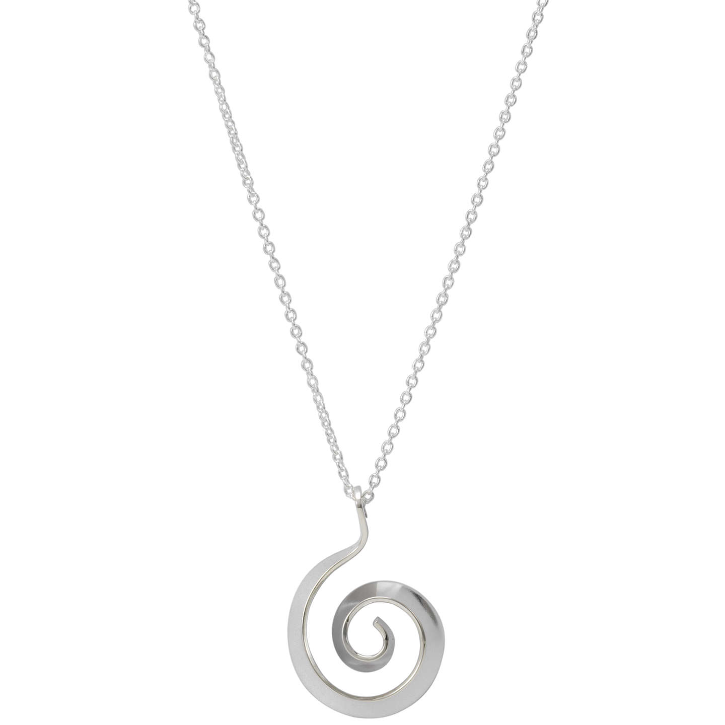 white in black jewelry pendant swirl diamonds with sterling silver triple and