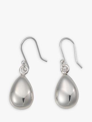 Andea Silver Tear Drop Earrings