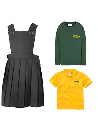 St John's Preparatory School, Girls' Uniform
