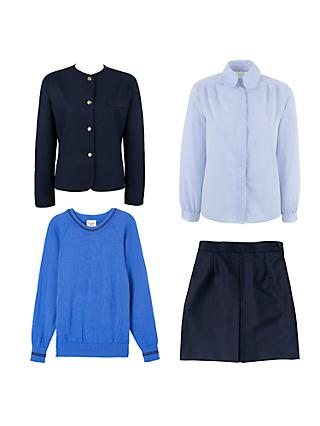 St John's Senior School, Girls' Uniform