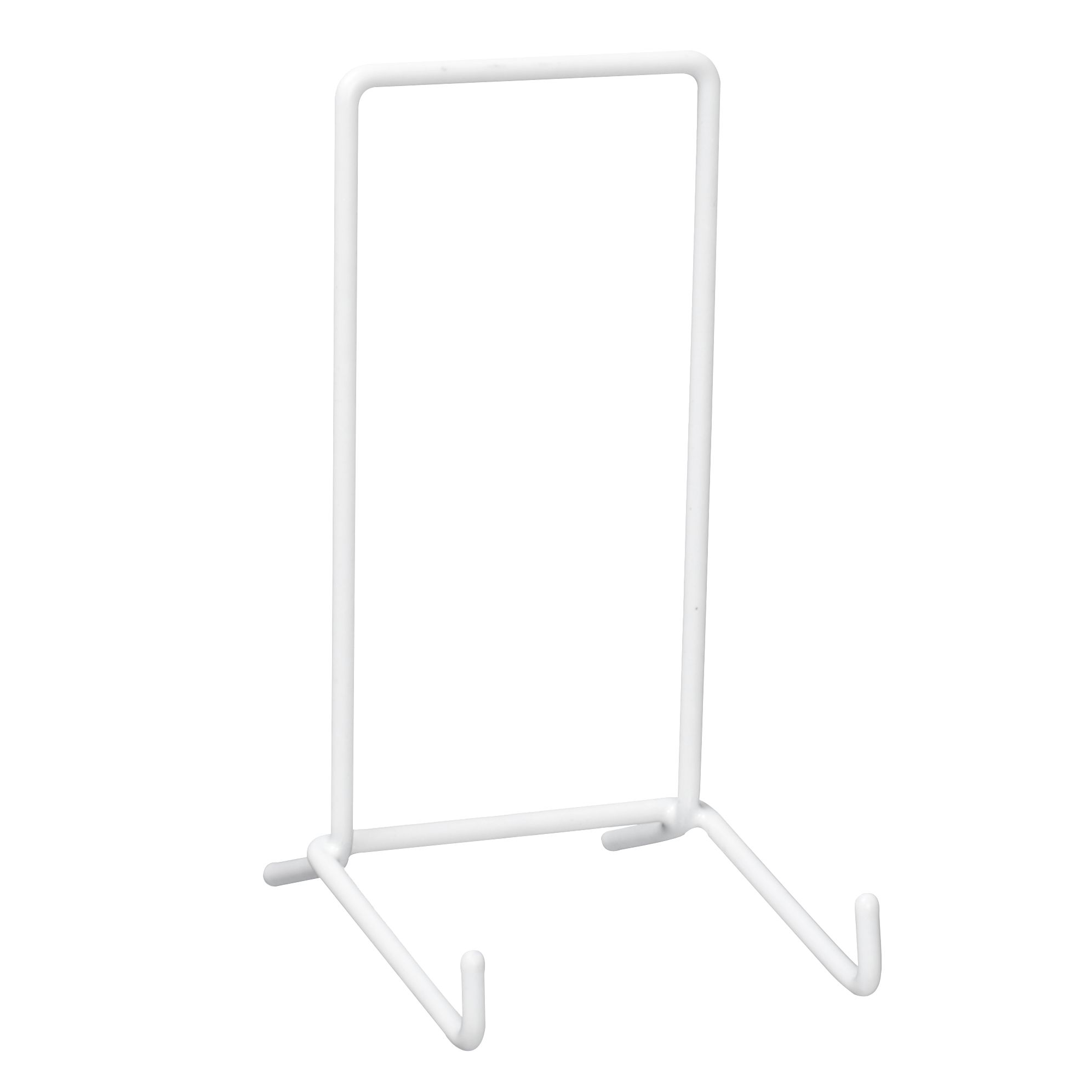 Unbranded Plastic Coated Stand, White