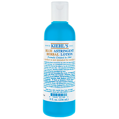 Product photo of Kiehl s blue astringent herbal lotion 250ml