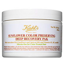 Buy Kiehl's Sunflower Color Preserving Masque, 250ml Online at johnlewis.com
