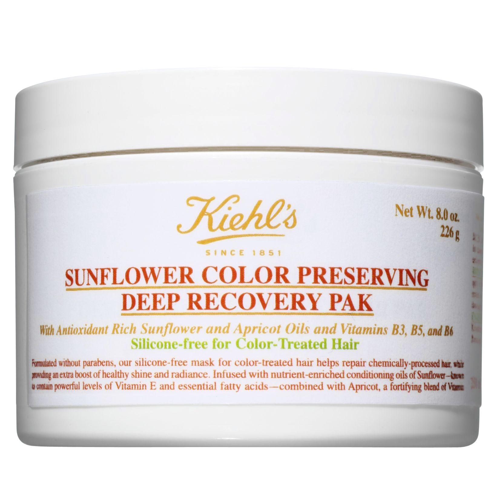 Kiehls Kiehl's Sunflower Color Preserving Masque, 250ml