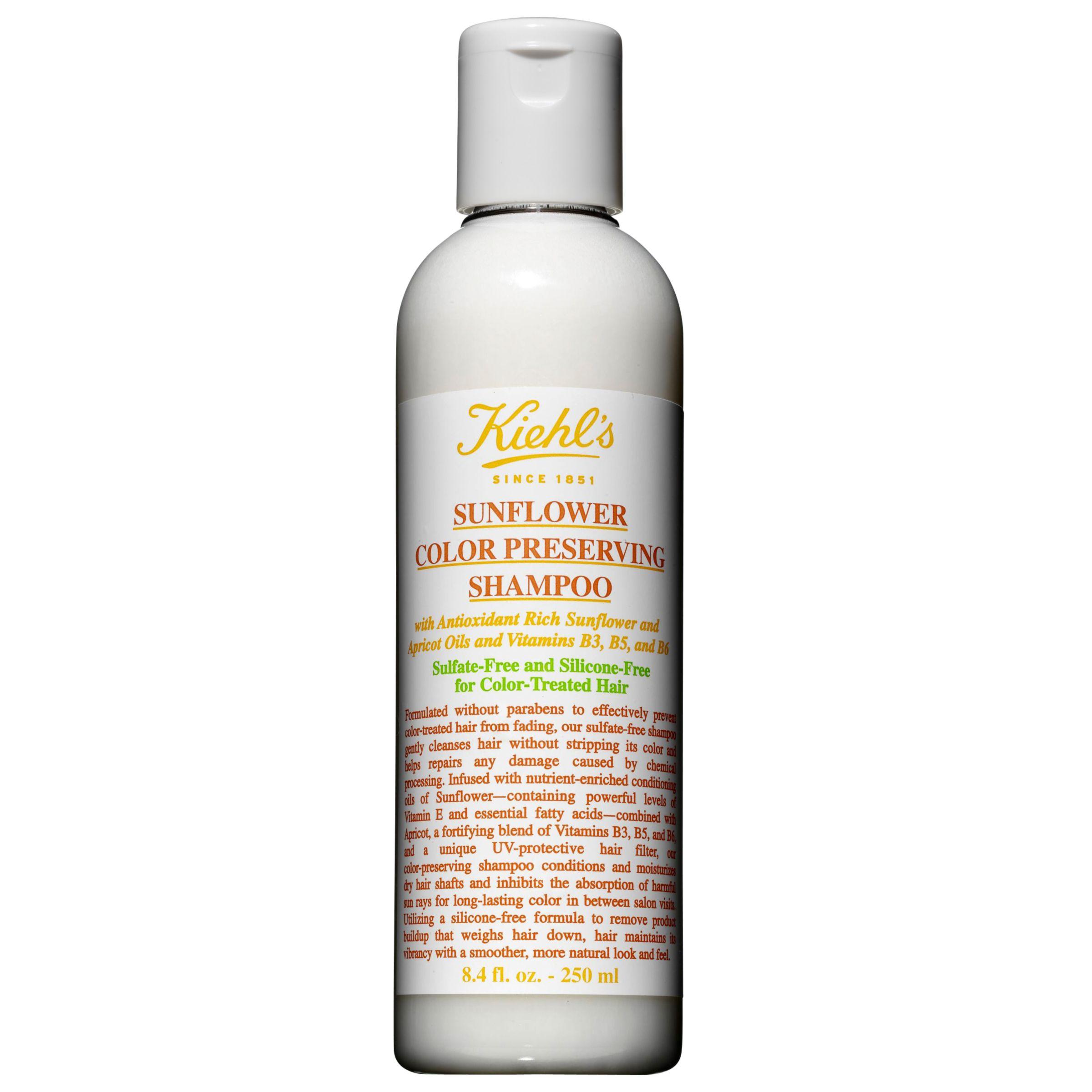 Kiehls Kiehl's Sunflower Color Preserving Shampoo, 250ml