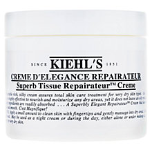 Buy Kiehl's Creme d'Elegance Repairateur, 50ml Online at johnlewis.com