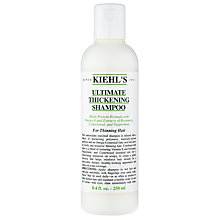 Buy Kiehl's Ultimate Thickening Shampoo, 250ml Online at johnlewis.com
