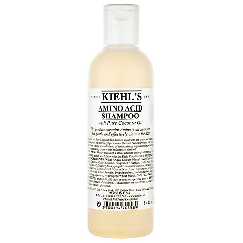 Buy Kiehl's Amino Acid Shampoo Online at johnlewis.com