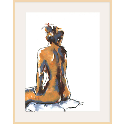 Nicola King – Seated Figure