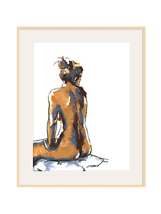 Nicola King - Seated Figure