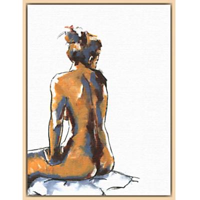 Nicola King – Seated Figure