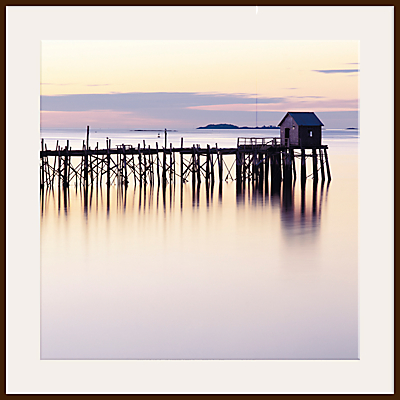 Paul Rezendes – Old Wharf Dawn