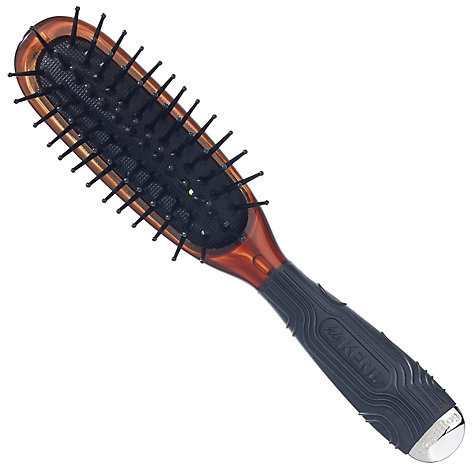 Buy Kent Mini Hog Hairbrush Online at johnlewis.com