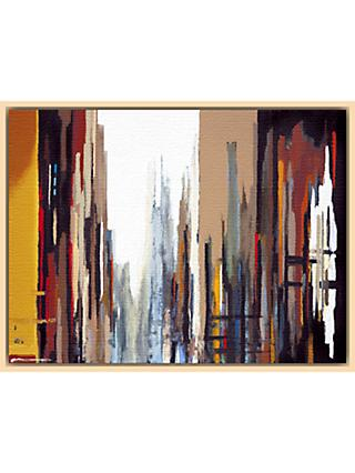 Gregory Lang - Urban Abstract