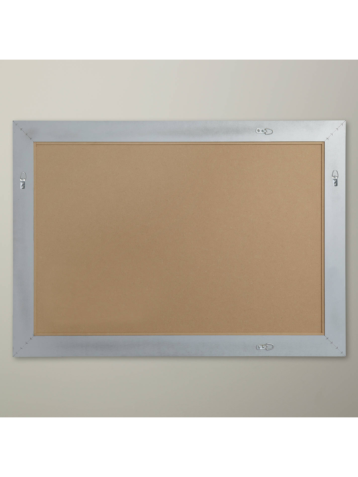 BuyJohn Lewis & Partners Riley Mirror, Clear, 90 x 65cm Online at johnlewis.com