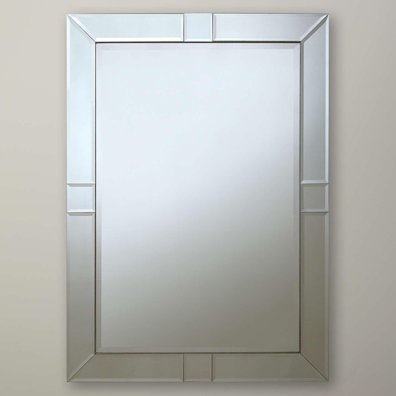 John lewis taylor mirror 90 x 65cm at john lewis for Mirror 90 x 90