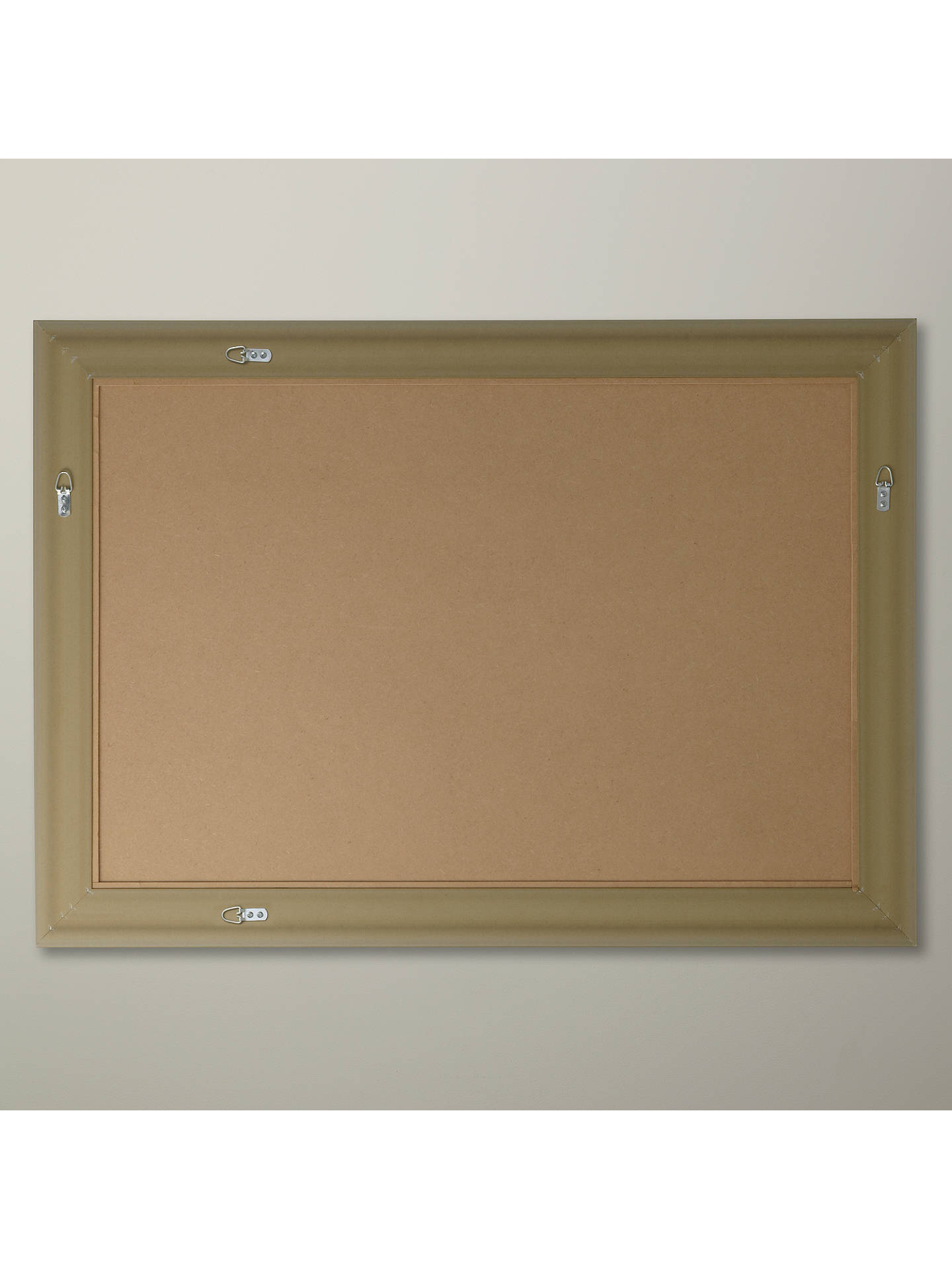 BuyJohn Lewis & Partners Marni Mirror, Champagne Silver, 91 x 66cm Online at johnlewis.com