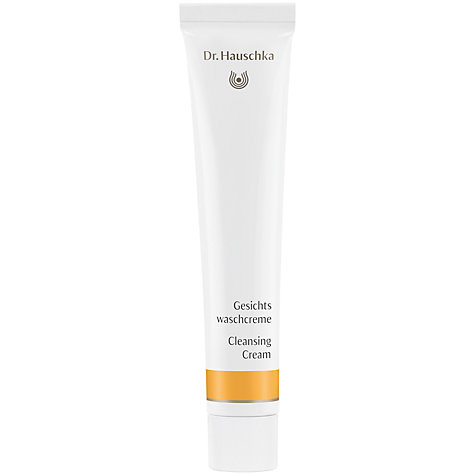 Buy Dr Hauschka Cleansing Cream, 50ml Online at johnlewis.com