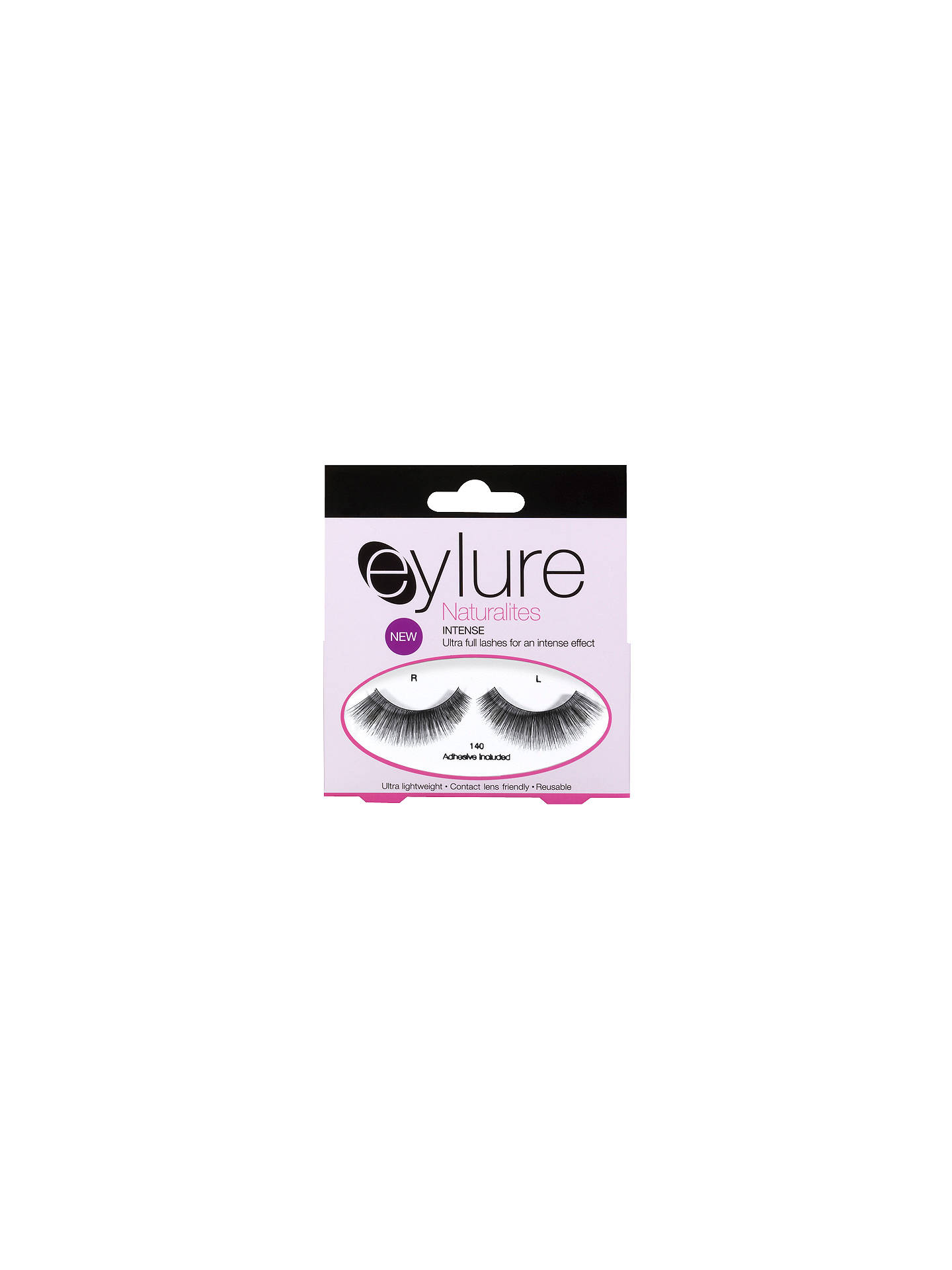BuyEylure Naturalites Intense Full False Eyelashes Online at johnlewis.com