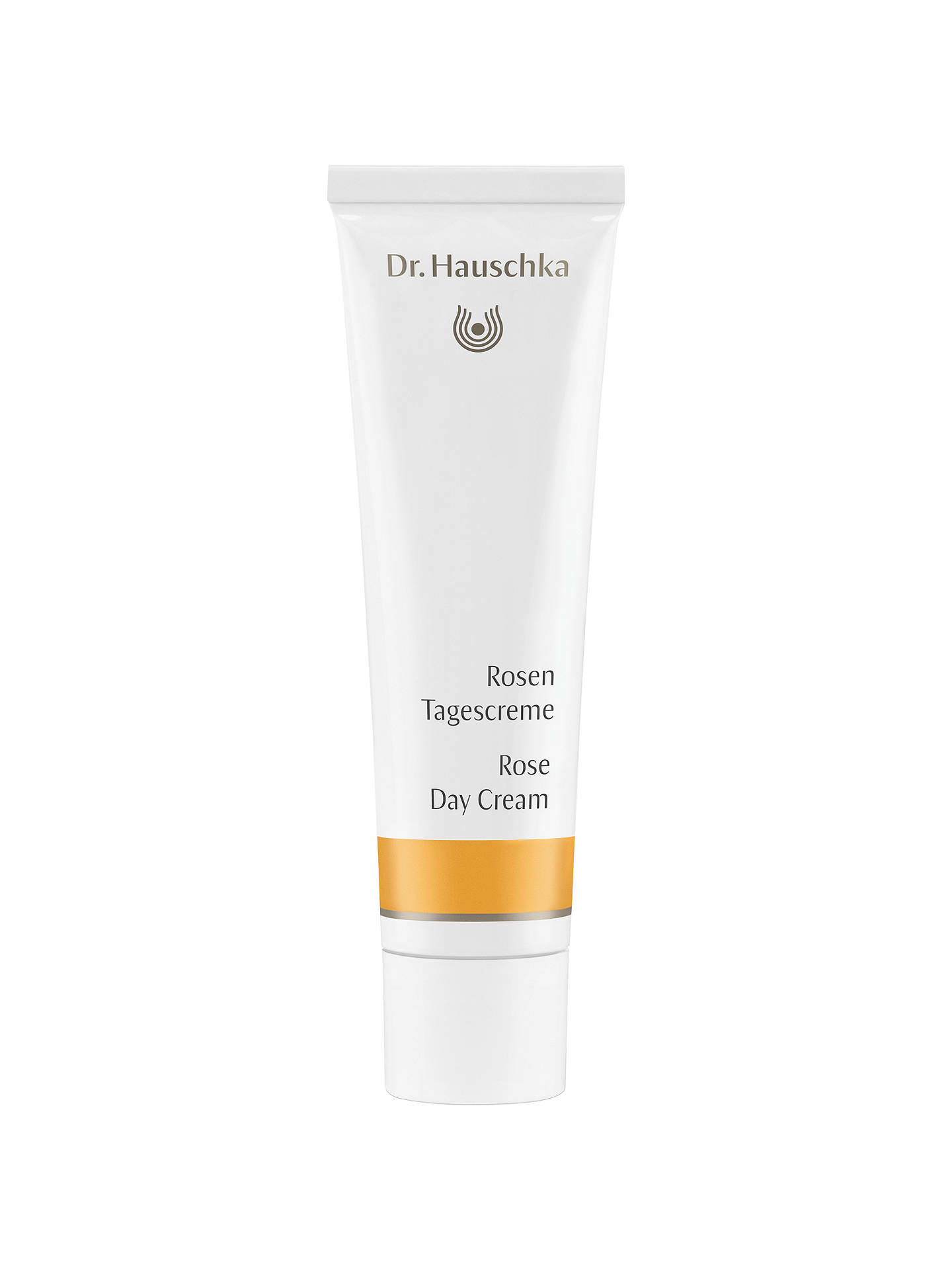 Buy Dr Hauschka Rose Day Cream, 30ml Online at johnlewis.com