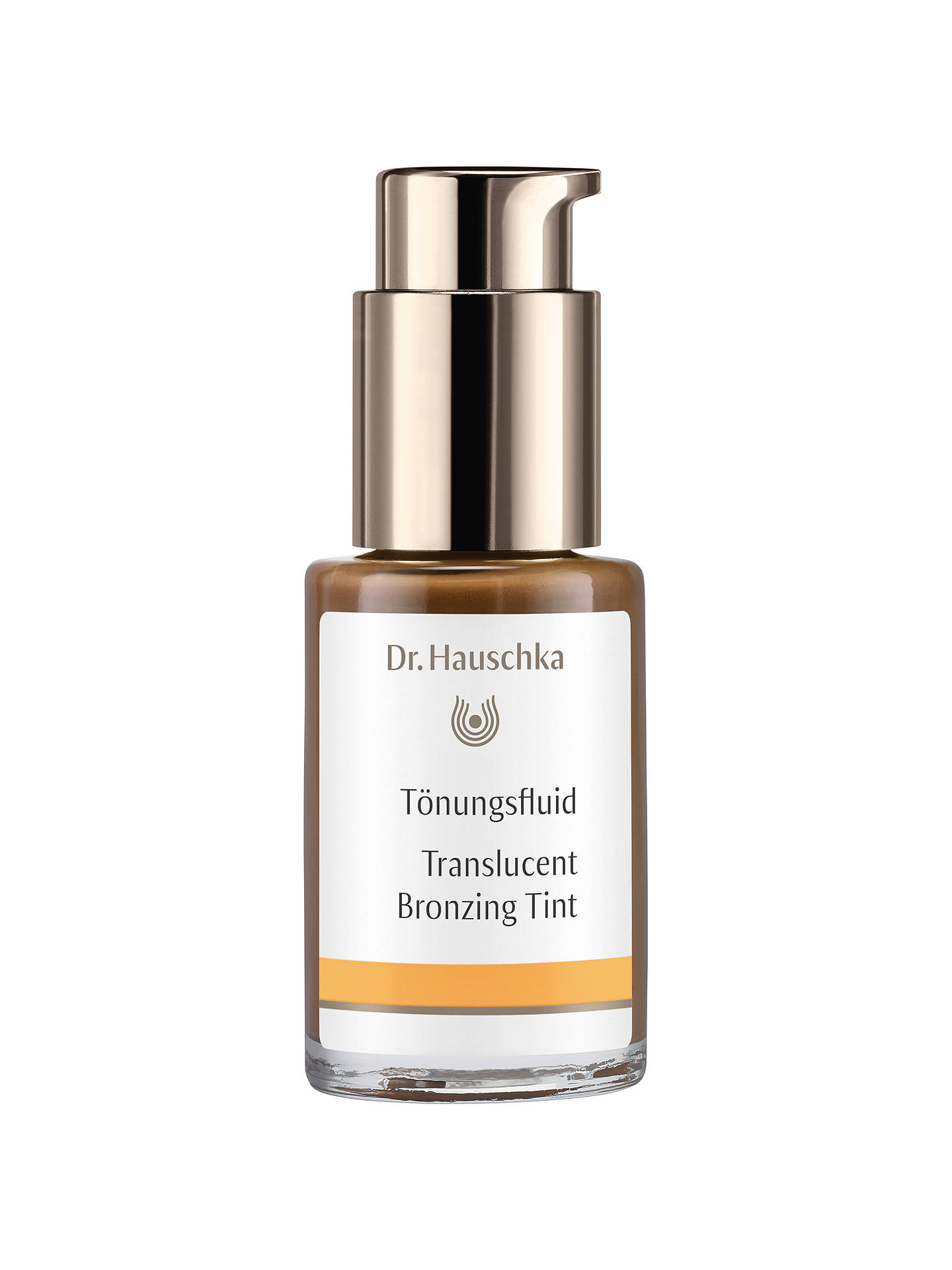 Buy Dr Hauschka Translucent Bronze Concentrate Bronzer, 30ml Online at johnlewis.com