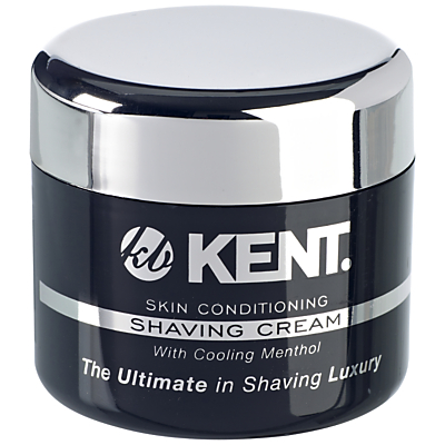 Product photo of Kent sct2 men s shaving cream tub 125ml
