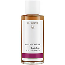 Buy Dr Hauschka Neem Hair Lotion, 100ml Online at johnlewis.com