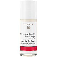 Buy Dr Hauschka Deodorant Fresh Roll-On, 50ml Online at johnlewis.com