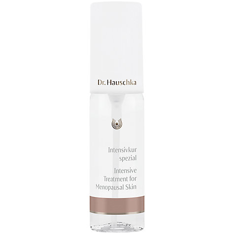 Buy Dr Hauschka Intensive Treatment for Menopausal Skin, 40ml Online at johnlewis.com