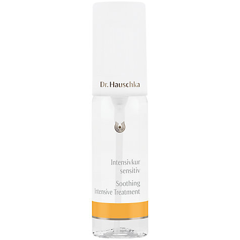 Buy Dr Hauschka Soothing Intensive Treatment, 40ml Online at johnlewis.com