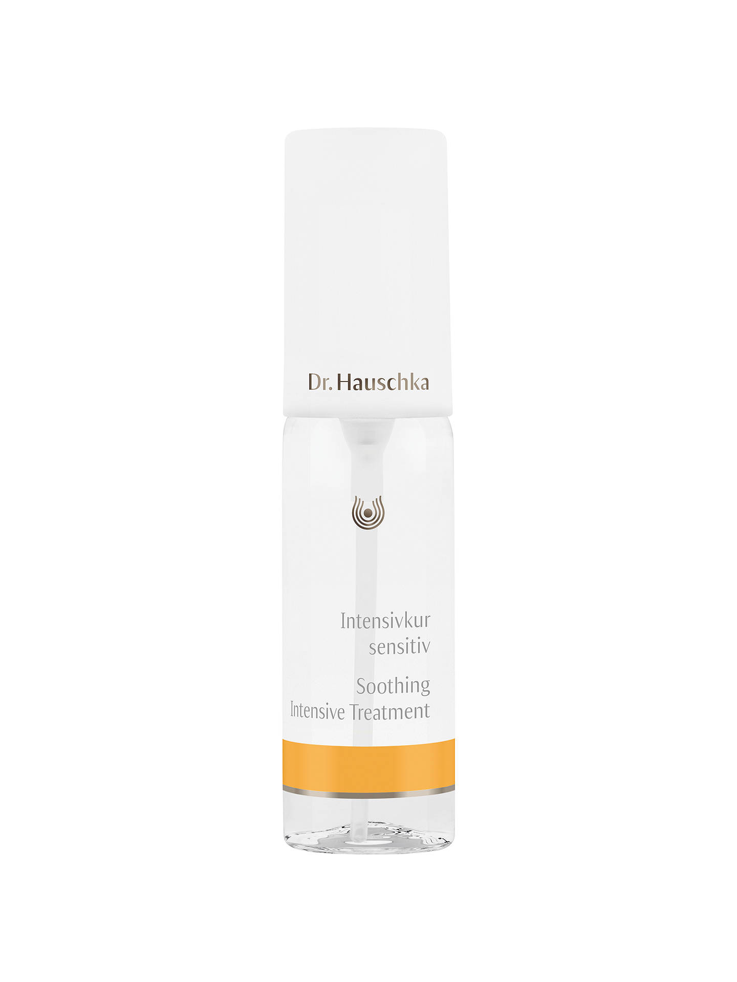 dr hauschka soothing intensive treatment