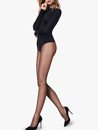 Wolford Twenties Micro Net Tights