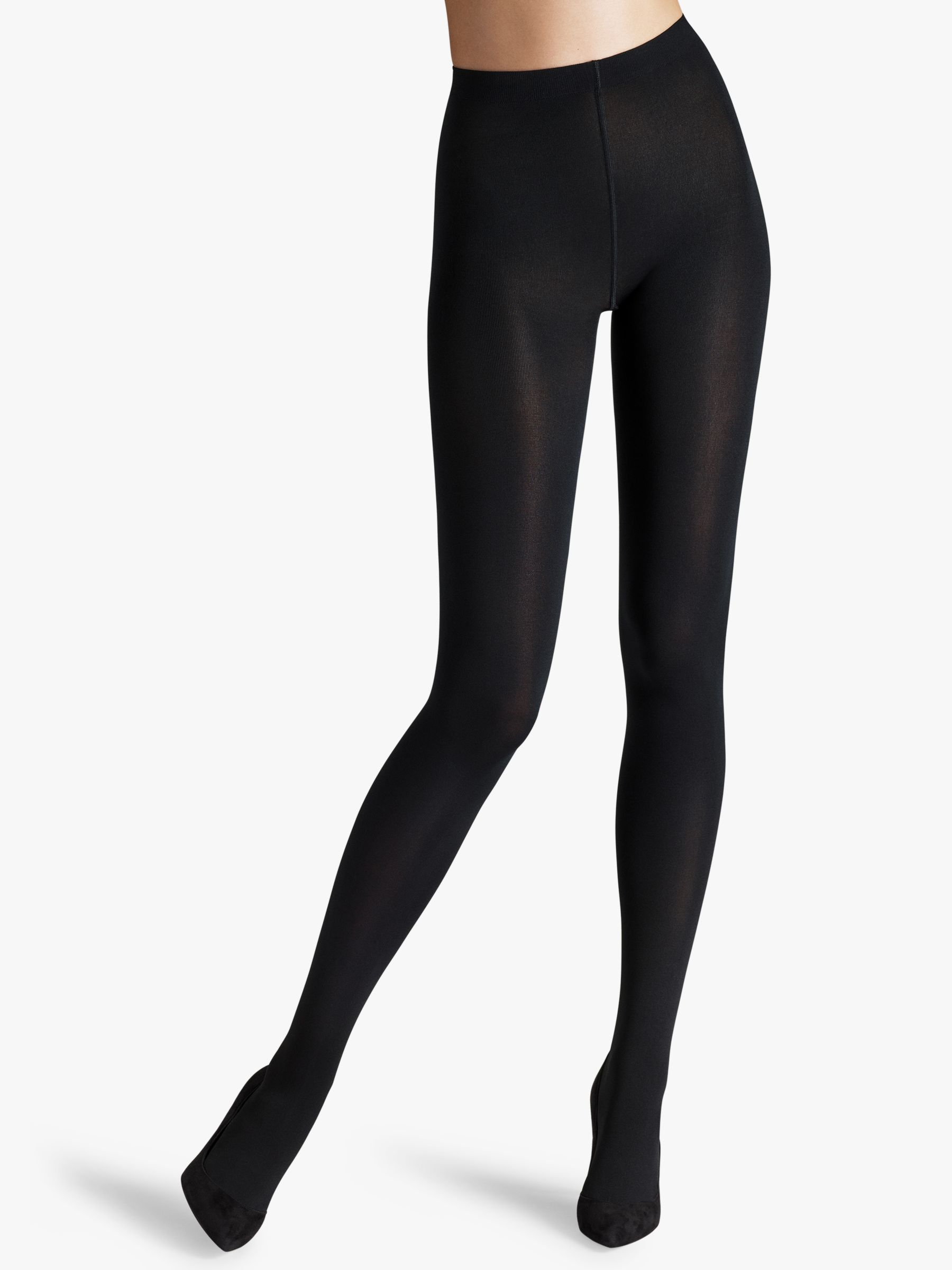 Wolford Wolford Matte Opaque 80 Denier Tights, Black