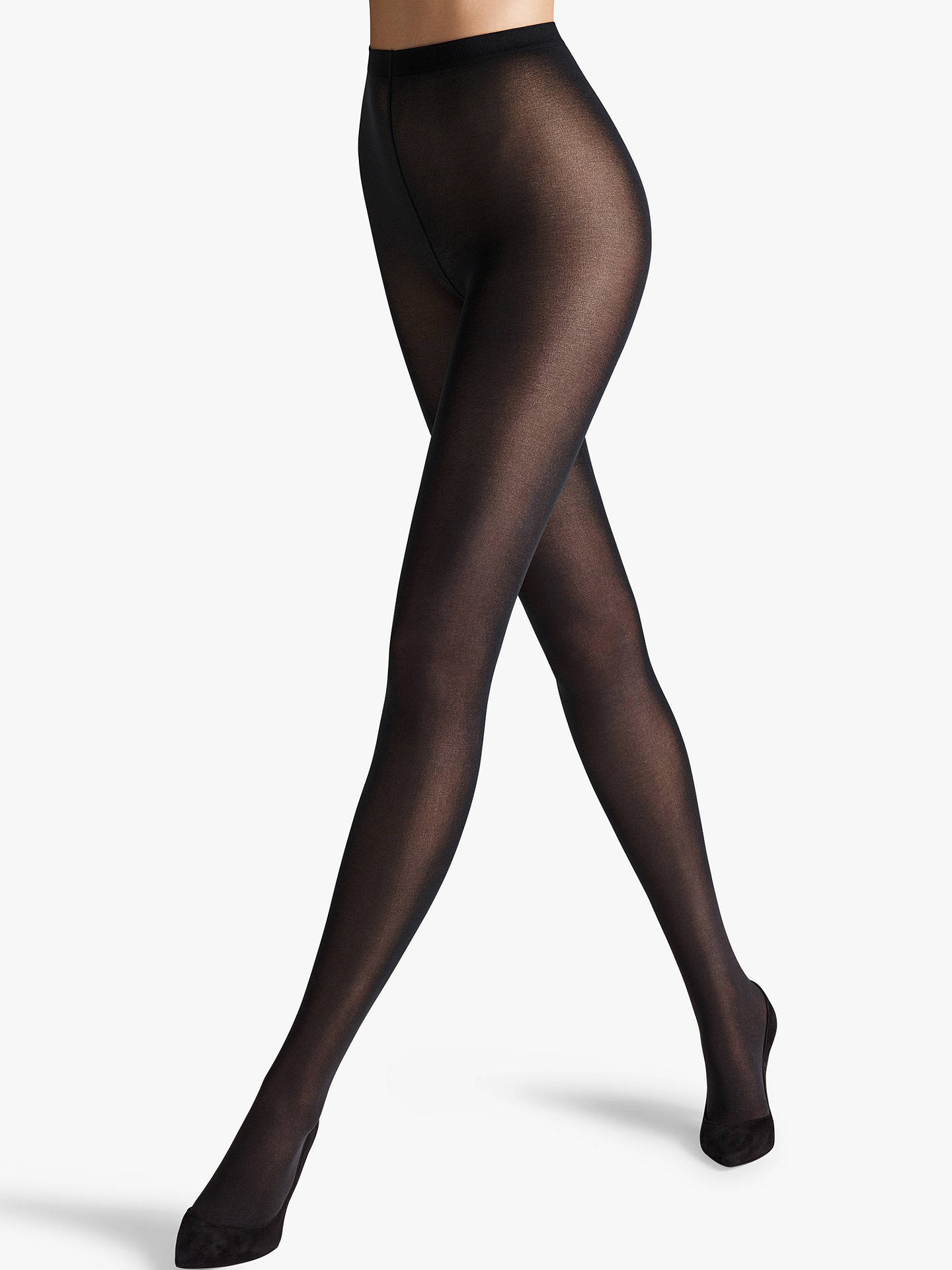 326067e7922 Wolford Velvet De Luxe 50 Denier Opaque Tights at John Lewis   Partners