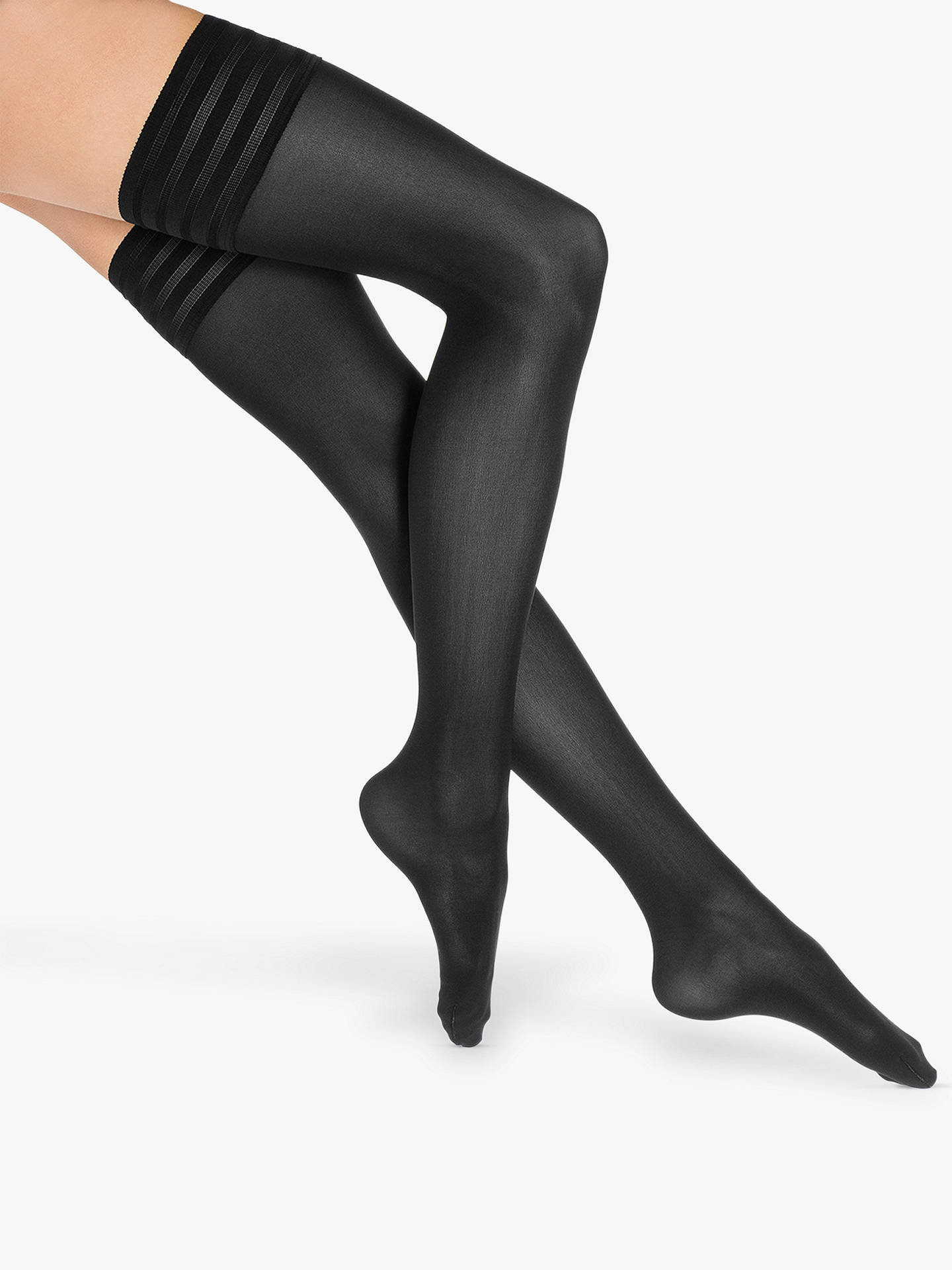 6bee7db7f05 ... Buy Wolford Velvet De Luxe 50 Denier Stay-Ups