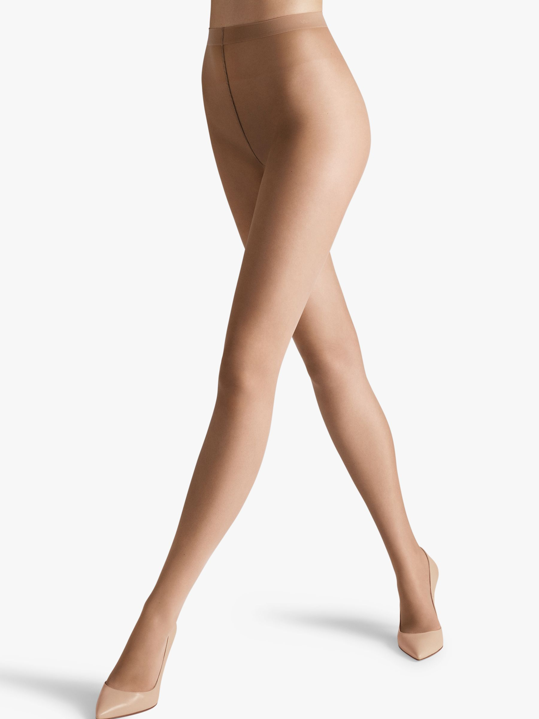 Wolford Wolford 15 Denier Sheer Tights, Cosmetic