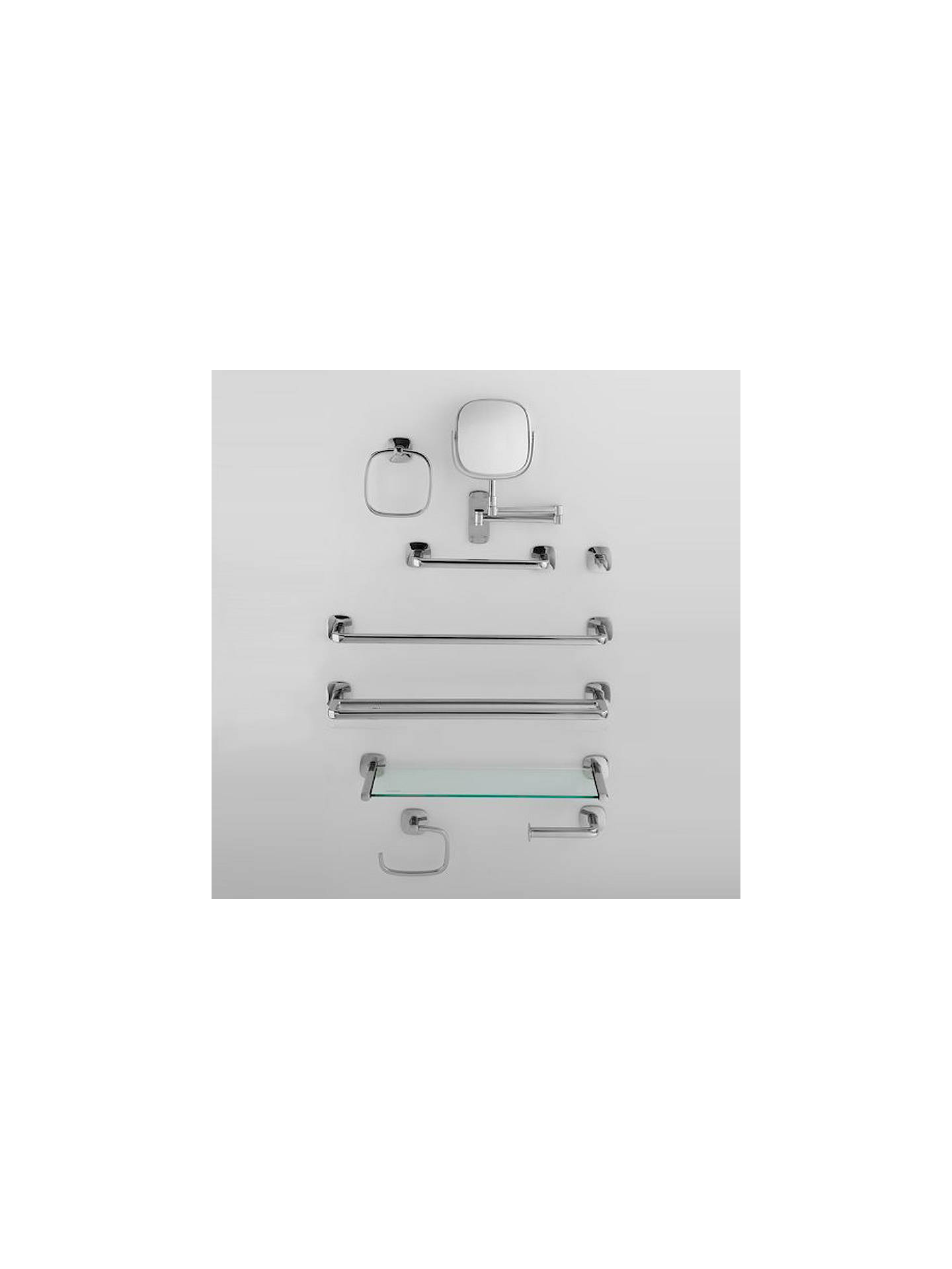 BuyRobert Welch Burford Double Towel Rail Online at johnlewis.com