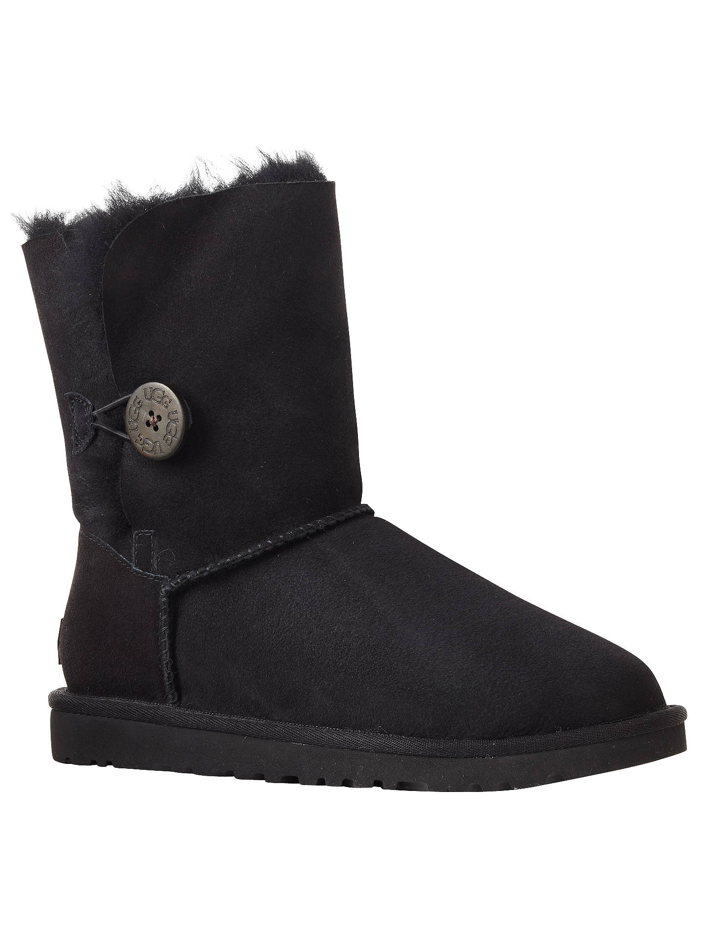 458a8fd7d84 UGG B Button Short Boots at John Lewis & Partners