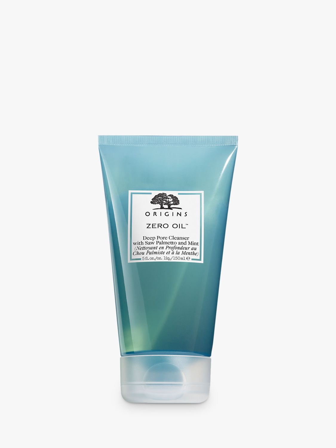 Origins Origins Zero Oil™ Deep Pore Cleanser with Saw Palmetto and Mint, 150ml