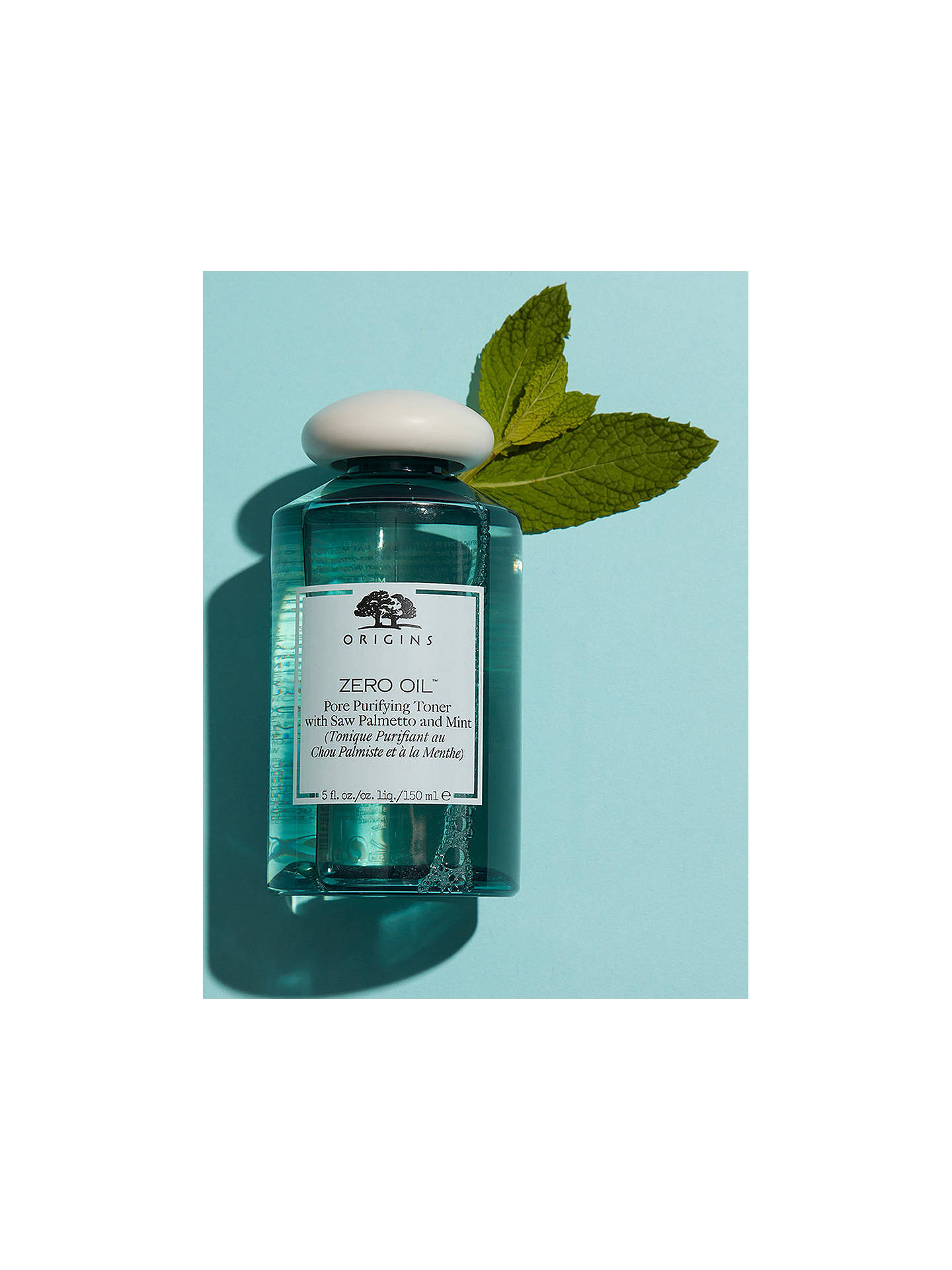 Buy Origins Zero Oil™ Pore Purifying Toner with Saw Palmetto and Mint, 150ml Online at johnlewis.com