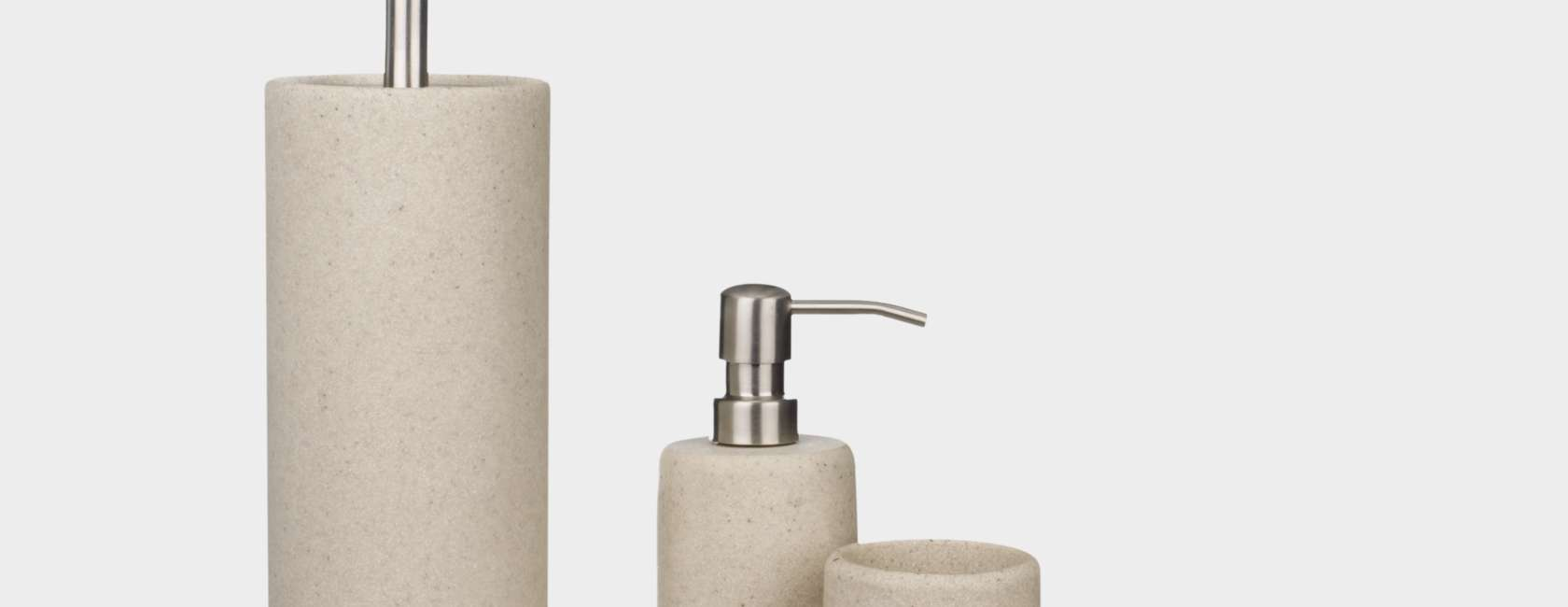 John Lewis & Partners Dune Bathroom Accessories at John Lewis & Partners