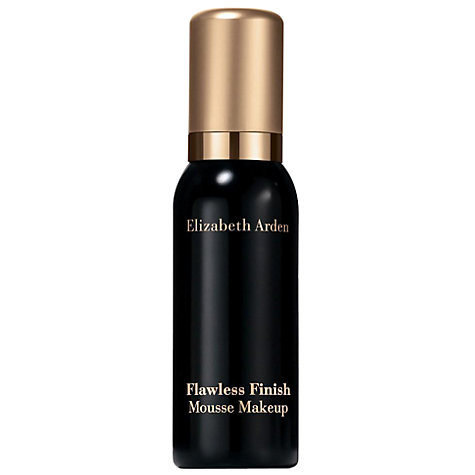 Buy Elizabeth Arden Flawless Finish Mousse Makeup Online at johnlewis.com