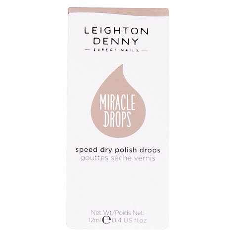 Buy Leighton Denny Miracle Drops, 12ml Online at johnlewis.com