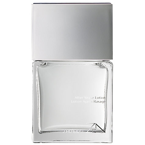 Buy Shiseido Zen For Men Aftershave Lotion, 100ml Online at johnlewis.com