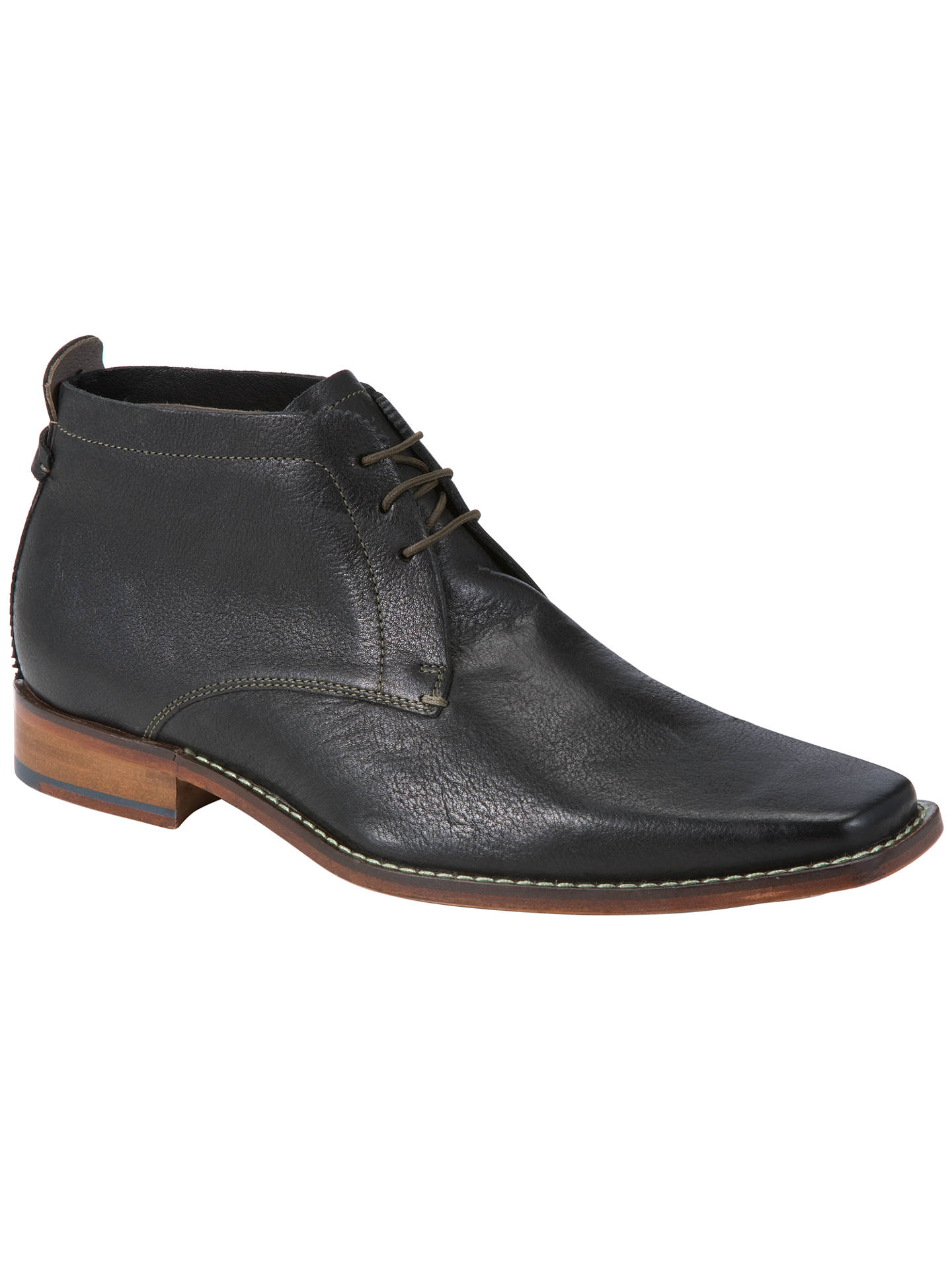 4cc523c9b7f Buy Ted Baker Ashcroft Leather Chukka Boots