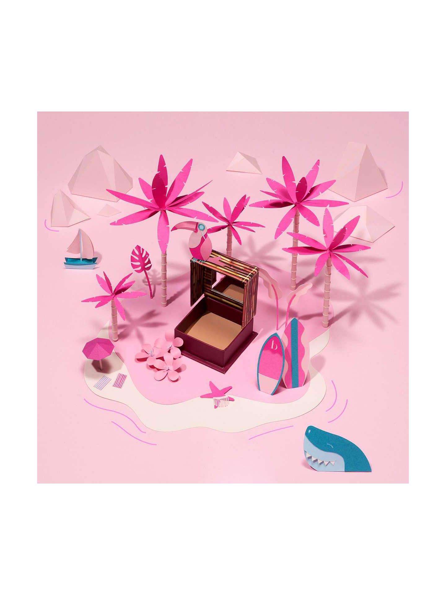 Buy Benefit Hoola Matte Bronzer, Original Online at johnlewis.com