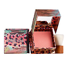 Buy Benefit Coralista Blusher Online at johnlewis.com
