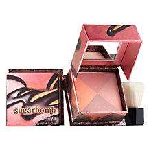 Buy Benefit Sugarbomb Blusher Online at johnlewis.com